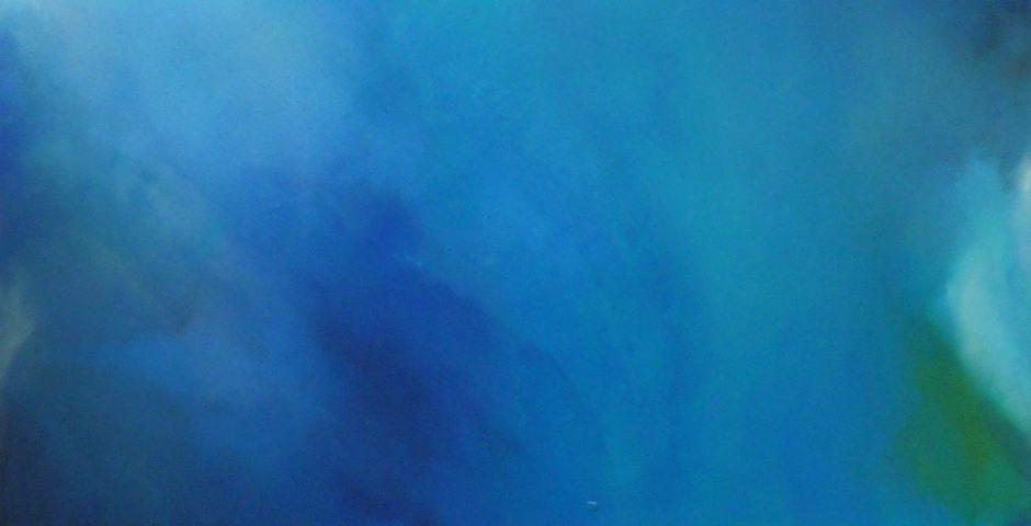 Impressionen mit der Farbe Blau
